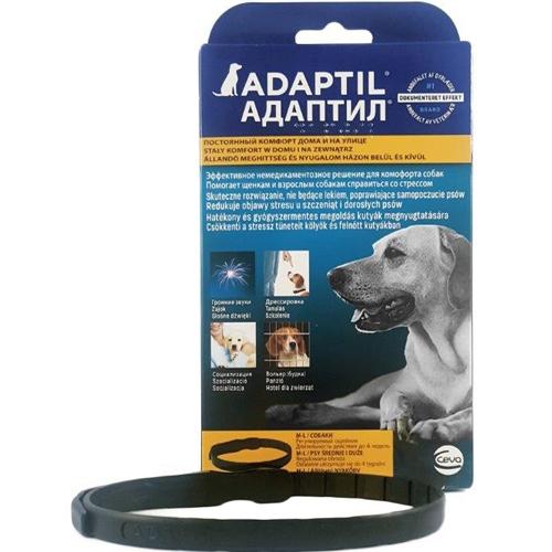 Адаптил феромон для собак и щенков ошейник Сева