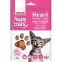 Beaphar лакомство для кошек Нежные сердечки из курицы и трески