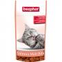 Beaphar Malt-Bits подушечки с мальт-пастой для кошек с лососем