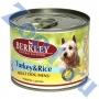Беркли для взрослых собак индейка с рисом N 8