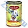 Беркли для взрослых собак оленина с коричневым рисом
