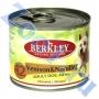 Беркли для взрослых собак оленина с лапшой N 12