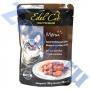 Edel Cat пауч для кошек с гусем и печенью