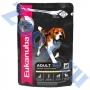 Эукануба пауч для собак с ягненком в соусе