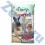 Fiory бисквиты для грызунов Biscottelli с ягодами