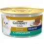 Gourmet Gold для кошек паштет с кроликом