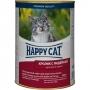 Happy Cat консервы для кошек с кроликом и индейкой в соусе