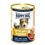 Хэппи Дог консервы для собак мясо индейки
