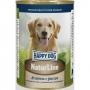 Хэппи Дог консервы для собак ягненок с рисом