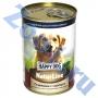 Хэппи Дог консервы для собак телятина с сердцем