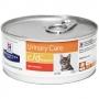 Хиллс консервы для кошек C/D для профилактики МКБ с курицей