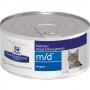 Хиллс консервы для кошек M D при сахарном диабете