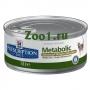 Хиллс консервы для кошек Метаболик Metabolic для коррекции веса