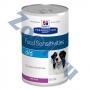 Хиллс консервы для собак D/D лечение пищевых аллергий утка