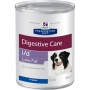 Хиллс консервы для собак I D Low Fat для ЖКТ и поджелудочной