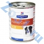 Хиллс консервы для собак K/D для почек