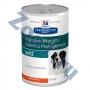Хиллс консервы для собак W/D контроль веса