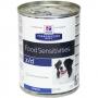 Хиллс консервы для собак Z/D лечение пищевых аллергий