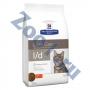Хиллс сухой для кошек L/D для печени