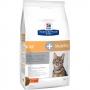 Хиллс сухой корм для кошек K D Mobility для почек и суставов