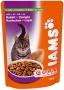 Ямс для кошек пауч кролик в желе