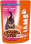Ямс для кошек пауч лосось в соусе