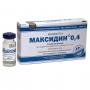 Максидин 0.4 инъекционный