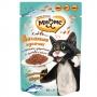 Мнямс пауч для кошек с лососем, форелью и креветками в соусе