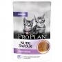 Pro Plan NutriSavour Junior пауч для котят паштет с индейкой