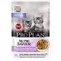 Pro Plan NutriSavour Junior пауч для котят с индейкой в соусе