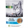 Pro Plan NutriSavour Sterilised пауч для кошек паштет с треской