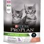 Pro Plan Sterilised Kitten OptiStart сухой для котят с лососем