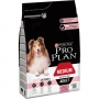 Pro Plan Medium Adult Sensitive Skin для собак с лососем и рисом