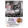 Pro Plan NutriSavour Adult пауч для кошек с индейкой в желе