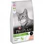 Проплан сухой для кастрированных кошек лосось