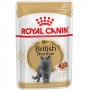 Royal Canin British Shorthair Adult пауч для кошек