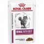 Royal Canin Renal для кошек для почек пауч с говядиной