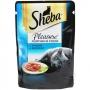 Шеба Sheba Pleasure пауч из тунца и лосося