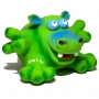 Зеленый монстр игрушка для собак Hunter