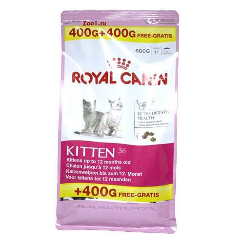 Корм Royal Canin (Роял Канин) для кошек Купить